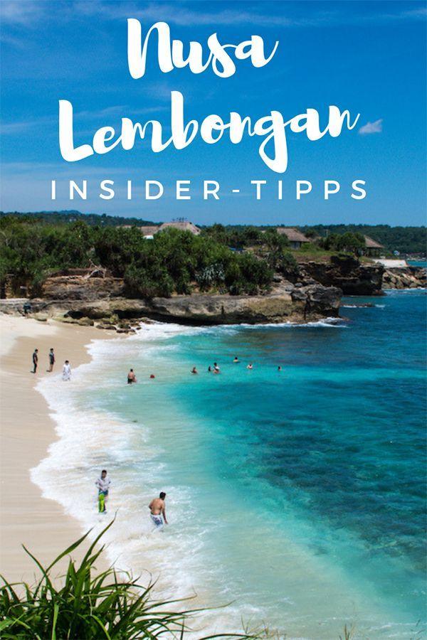 Vor Bali liegen drei kleine bezaubernde Inseln: Nusa Lembongan, Nusa Ceningan undNusa Penida. Die beliebteste Insel unter Reisenden ist derzeit noch Nusa Lembongan, das zweitgrößte Eiland. Warum ist Nusa Lembongan so beliebt? Was kann man auf der Insel unternehmen? Und wie kommt man am besten dorthin? Hier bekommst du ganz viele Tipps. #nusalembongan #nusalembonganbali #nusaceningan #baliurlaub #balirundreise