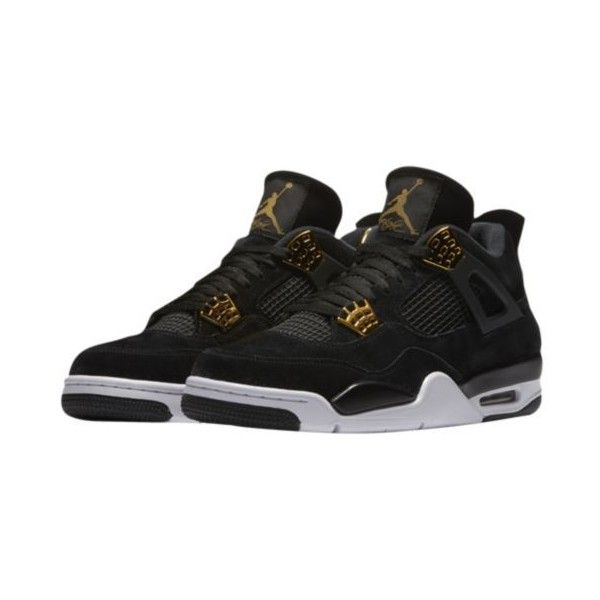 Jordan Retro 4 - Men\u0027s - Shoes ($190) ? liked on Polyvore featuring men\u0027s