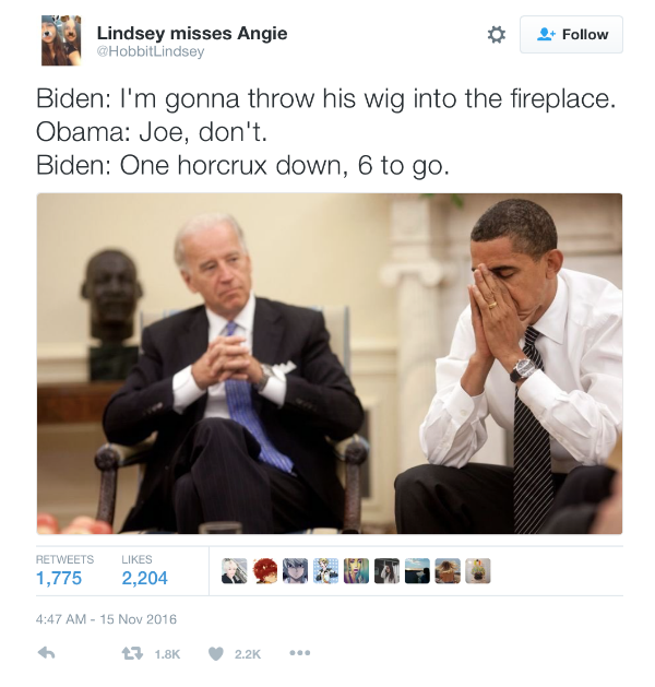 b160a4749ba7399d1751fdcbc6c672dc 46 ways biden, obama might be coping with trump's win joe biden
