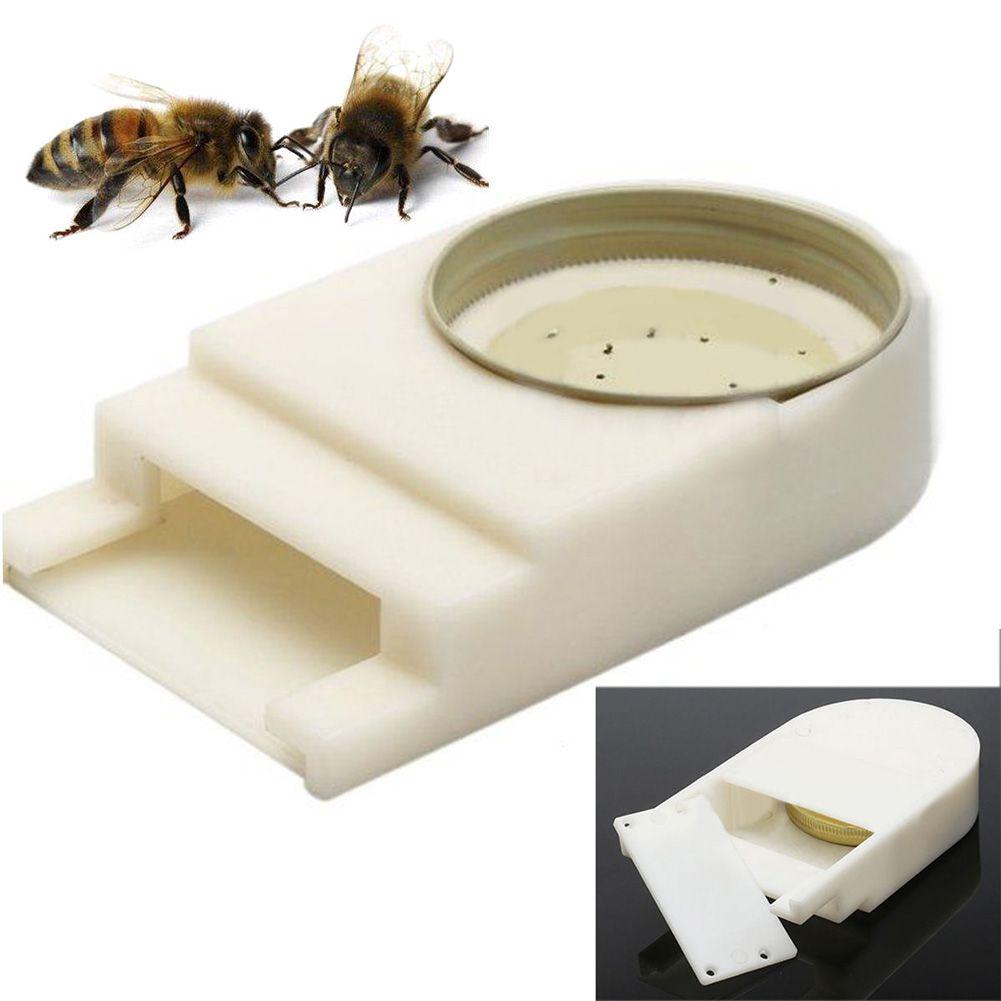 2pcs Mini Beekeeping Entrance Feeder Beekeeper Equip Bee keeping