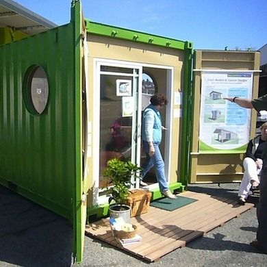 Shipping Container Kit Home