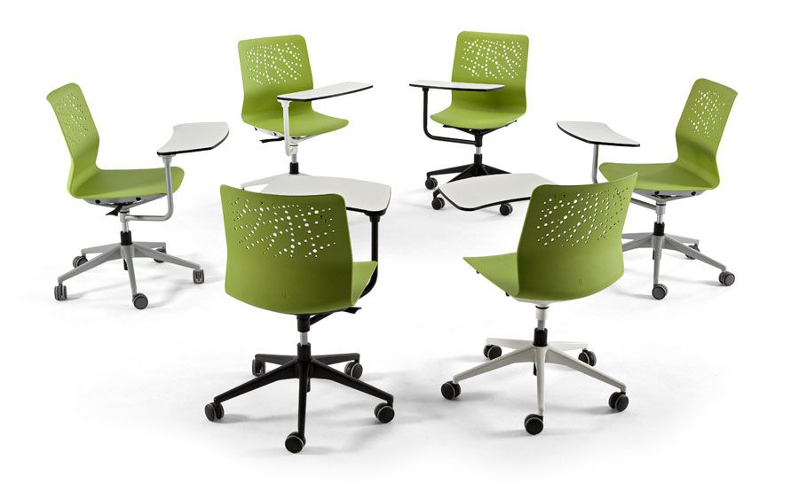 FLAP WITH URBAN CASTERS CHAIR BY ACTIU COLLECTION WITH kOXPTZui