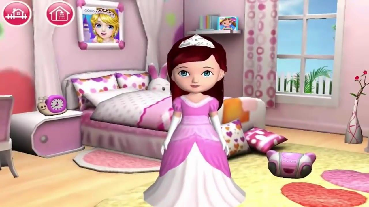Kids Games Doll Clothes Barbie Toddler Bed Games For Kids