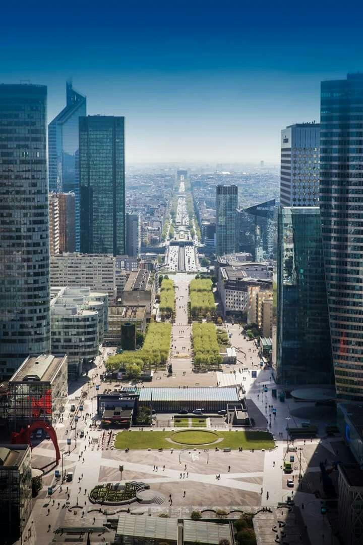 Plus Belle Avenue Du Monde : belle, avenue, monde, Belle, Avenue, Monde, DÉFENSE, L'ARC, TRIOMPHE, France,, Neuilly, Seine,, Paris