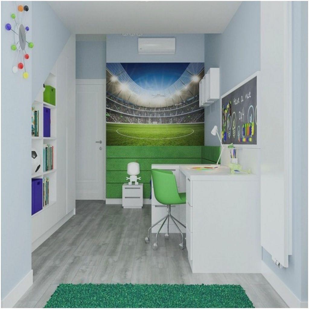 Sehr Schön Fussball Kinderzimmer Ideen Pokój dziecka