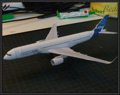 Pin by kevin nel on Aeroplanes | Paper models, Paper