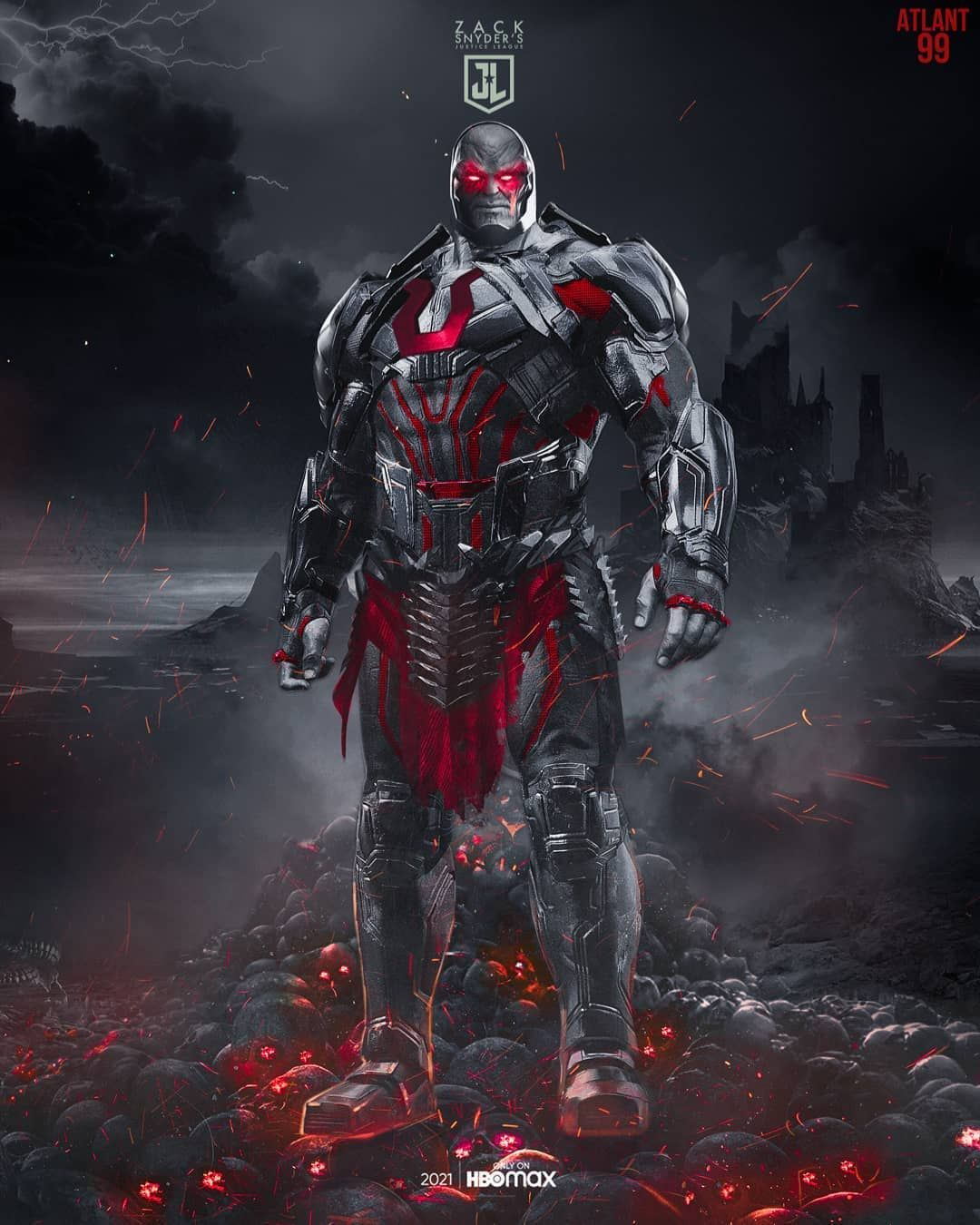 A T L A N T On Instagram Darkseid 1 4 Zack Snyder S Justice League Hbomax 2021 Dccomics Hbomax Dc Comics Wallpaper Dc Comics Artwork Darkseid Dc Comics