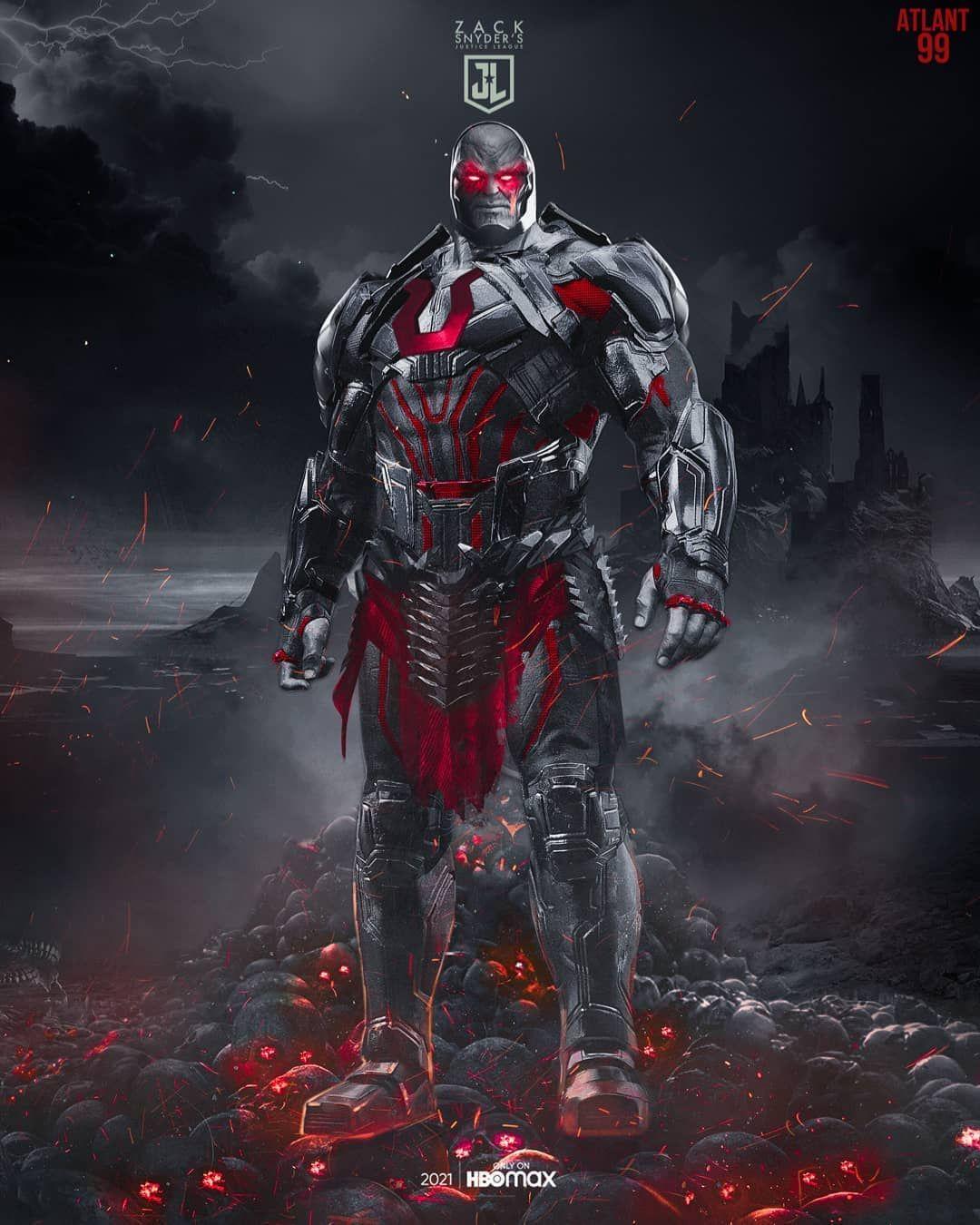 A T L A N T On Instagram Darkseid 1 4 Zack Snyder S Justice League Hbomax 2021 Dccomics Hbom In 2020 Darkseid Dc Comics Dc Comics Wallpaper Batman Superman Comic
