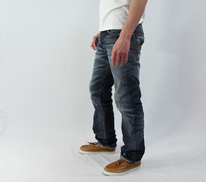 Rakuten: Nudie Jeans( nudie jeans )/STRAIGHT ALF( straight Alf denim underwear) (37,161-1323)- Shopping Japanese products from Japan
