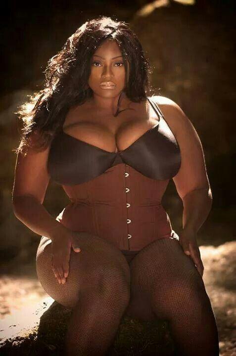 Big black beautiful ladies