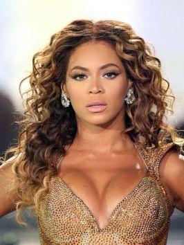 Beyonce Curly Hairstyle | Ladies Dresses | Pinterest | Beyonce ...