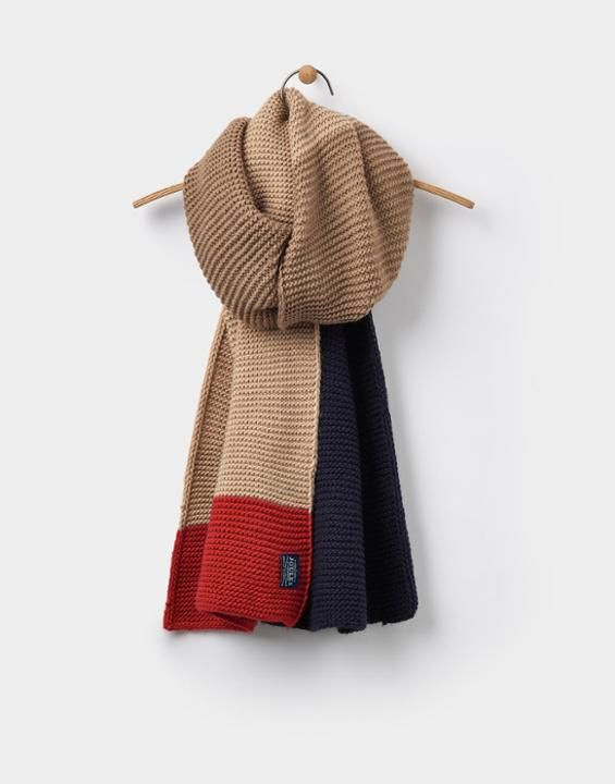 52dbeffa85d ANNIS Oversized Knitted Scarf