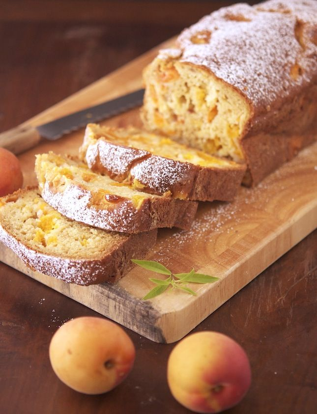 19d62ced4daa Skinny Apricot Loaf Cake - No butter or oil
