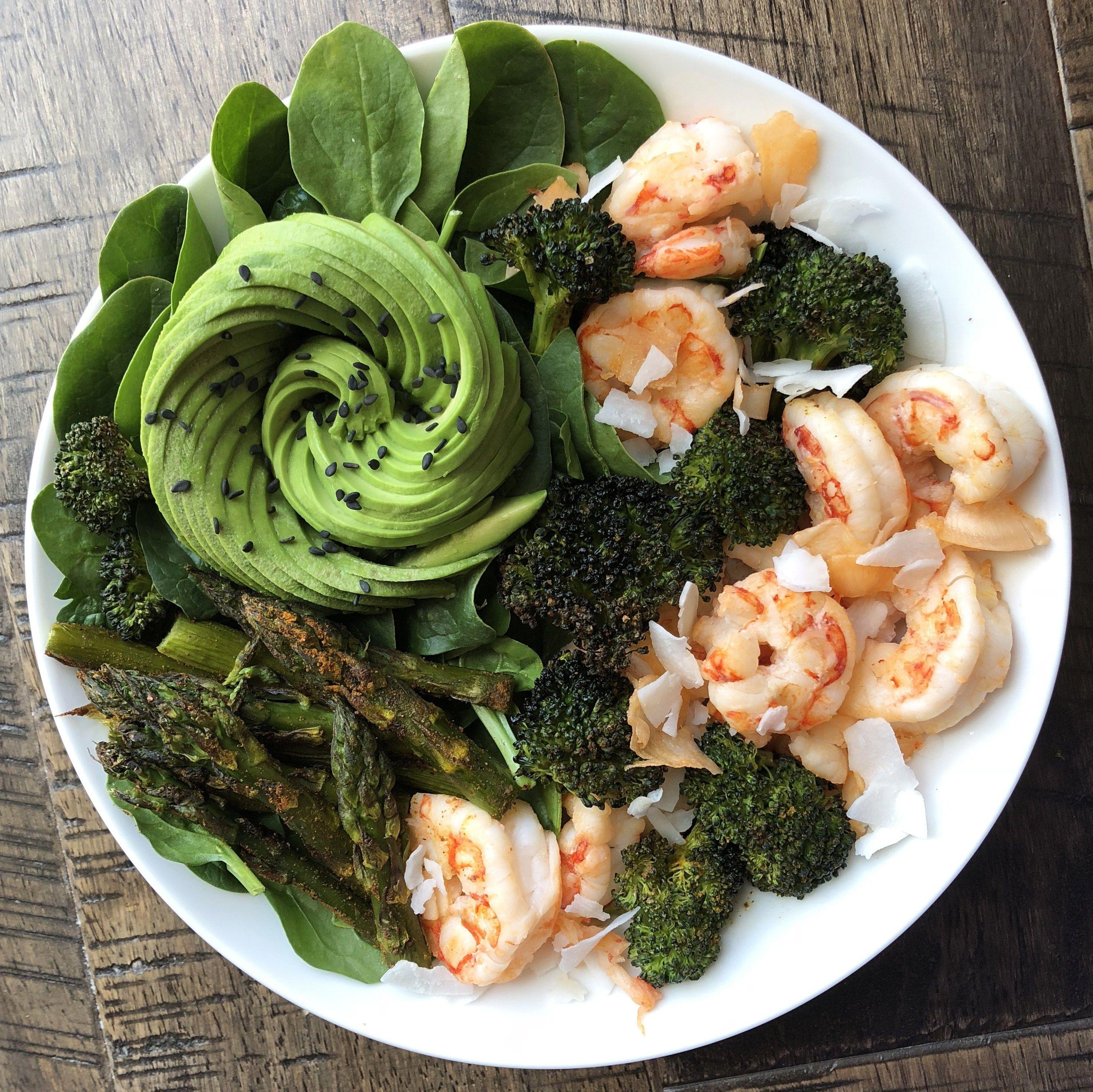 whole foods seafood salad