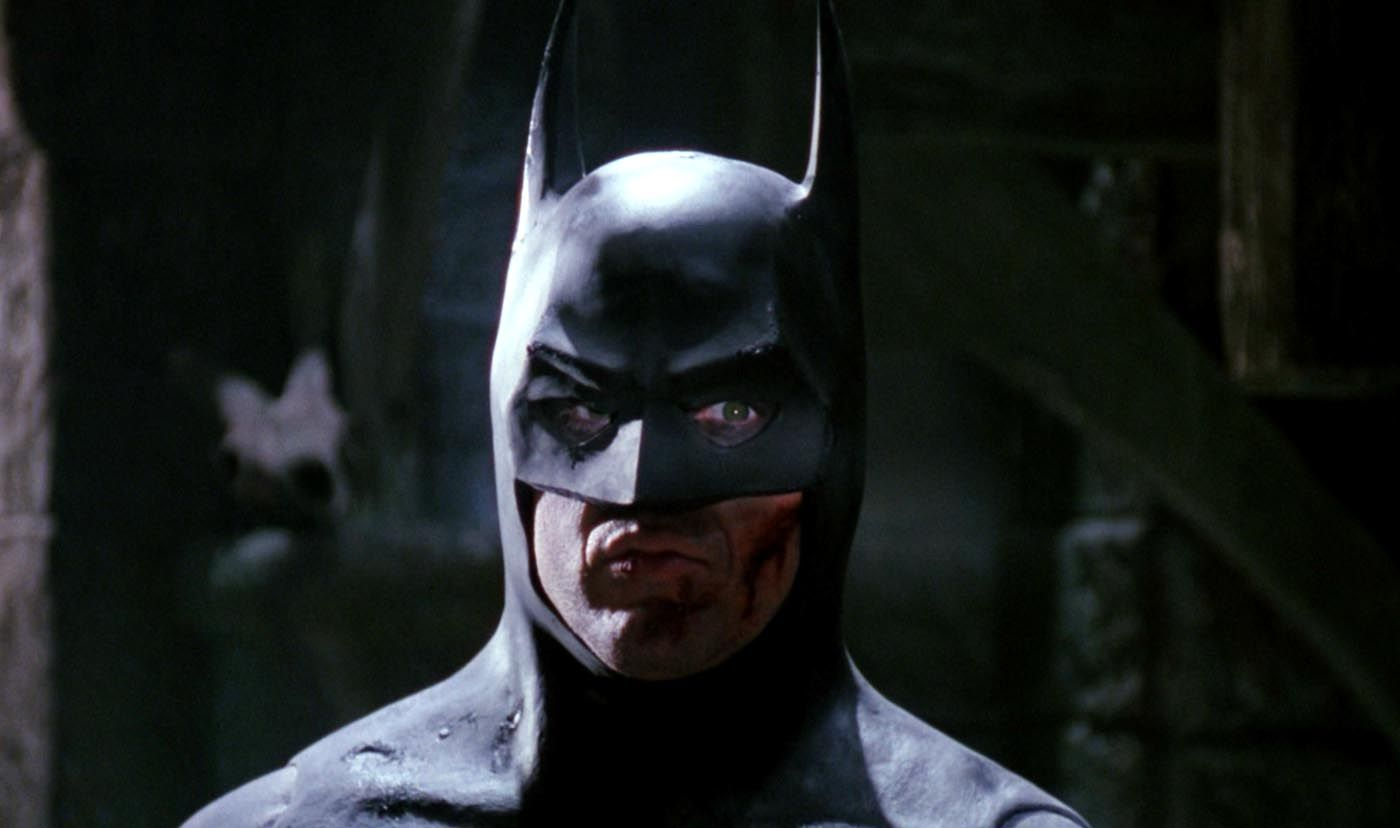 Batman (Michael Keaton) in Batman (1989) | BATMAN (1989 ...