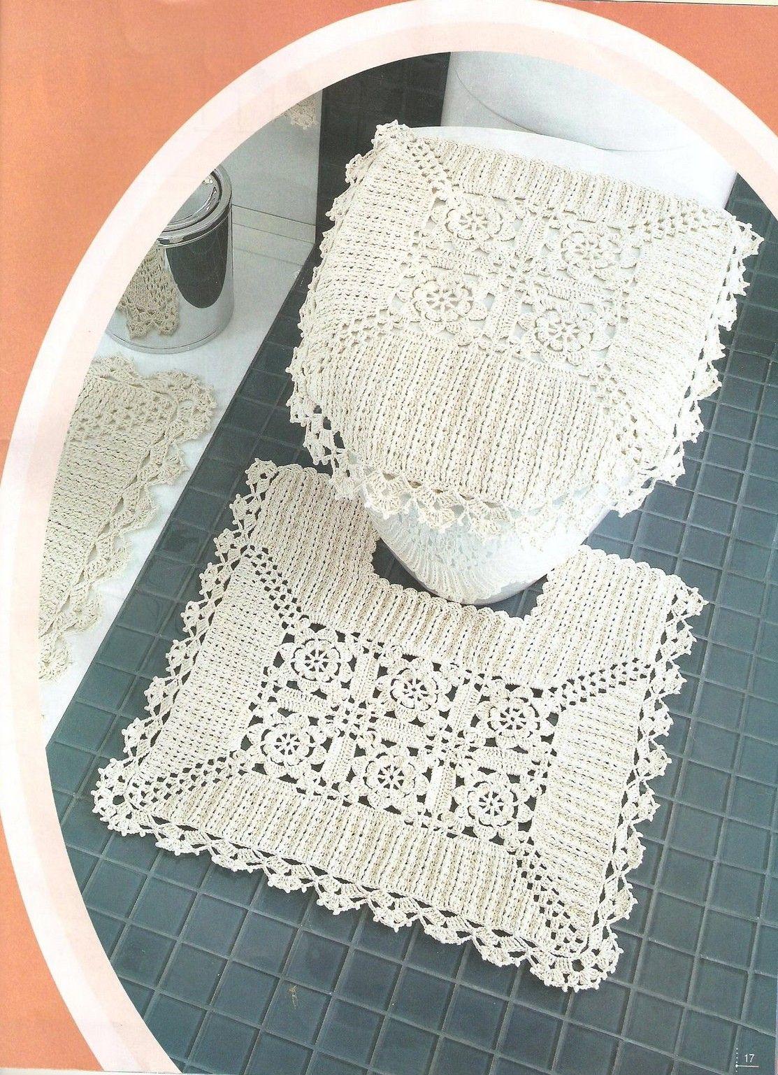 Pin De Eman Ahmad Em Graficos De Tapetes De Croche Jogos De Banheiro Croche Jogos De Banheiro Croche Para Banheiro