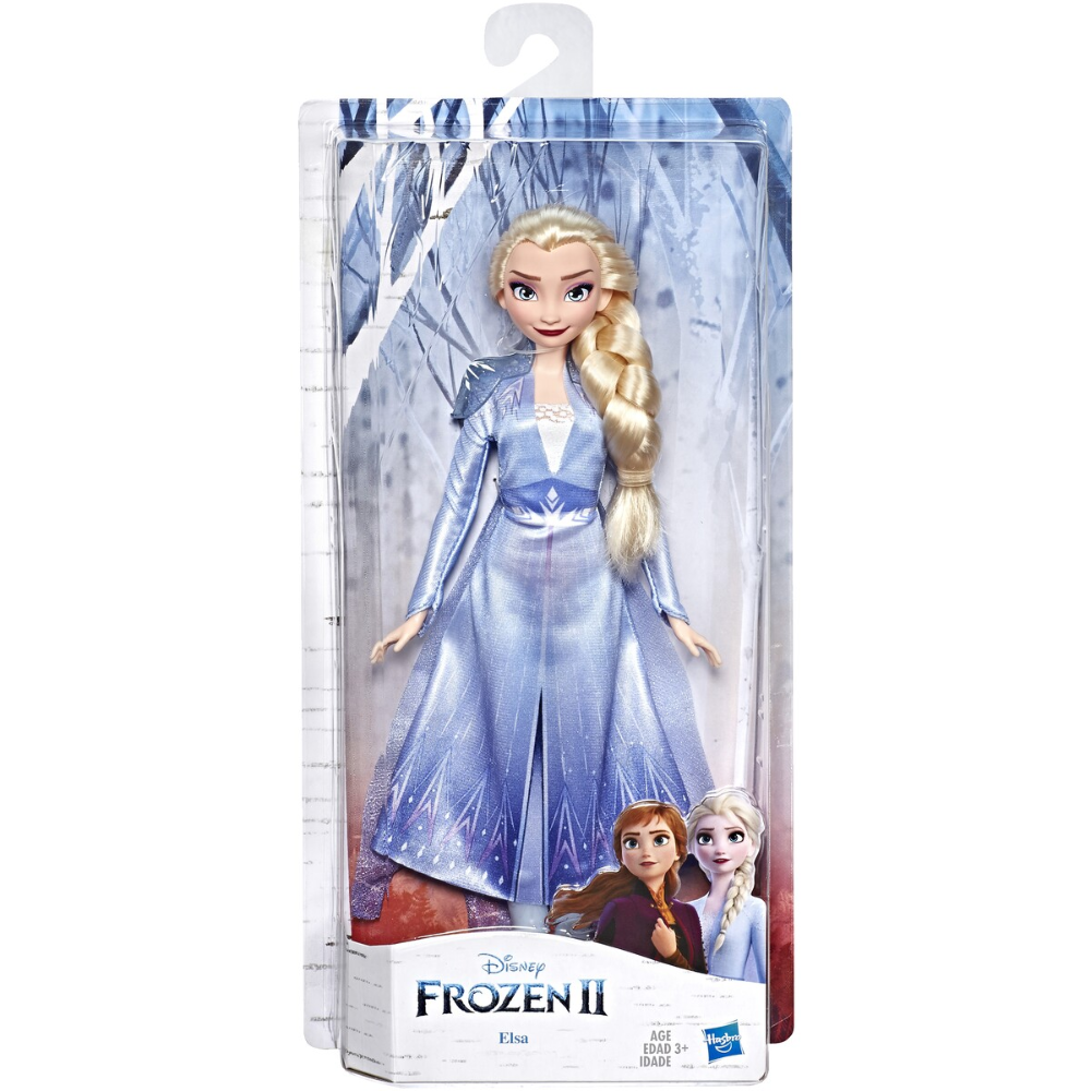Disney Frozen 2 Kristoff Character Fashion Doll