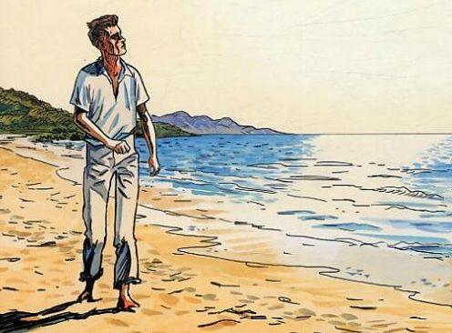 Lisez L'Etranger, la BD de Jacques Ferrandez, d'après Albert Camus ...