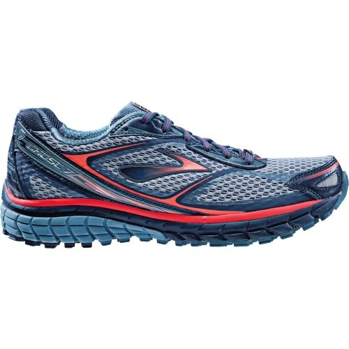 95db76d0607 Brooks Women s Ghost 7 GTX Running Shoe - Blue Orange
