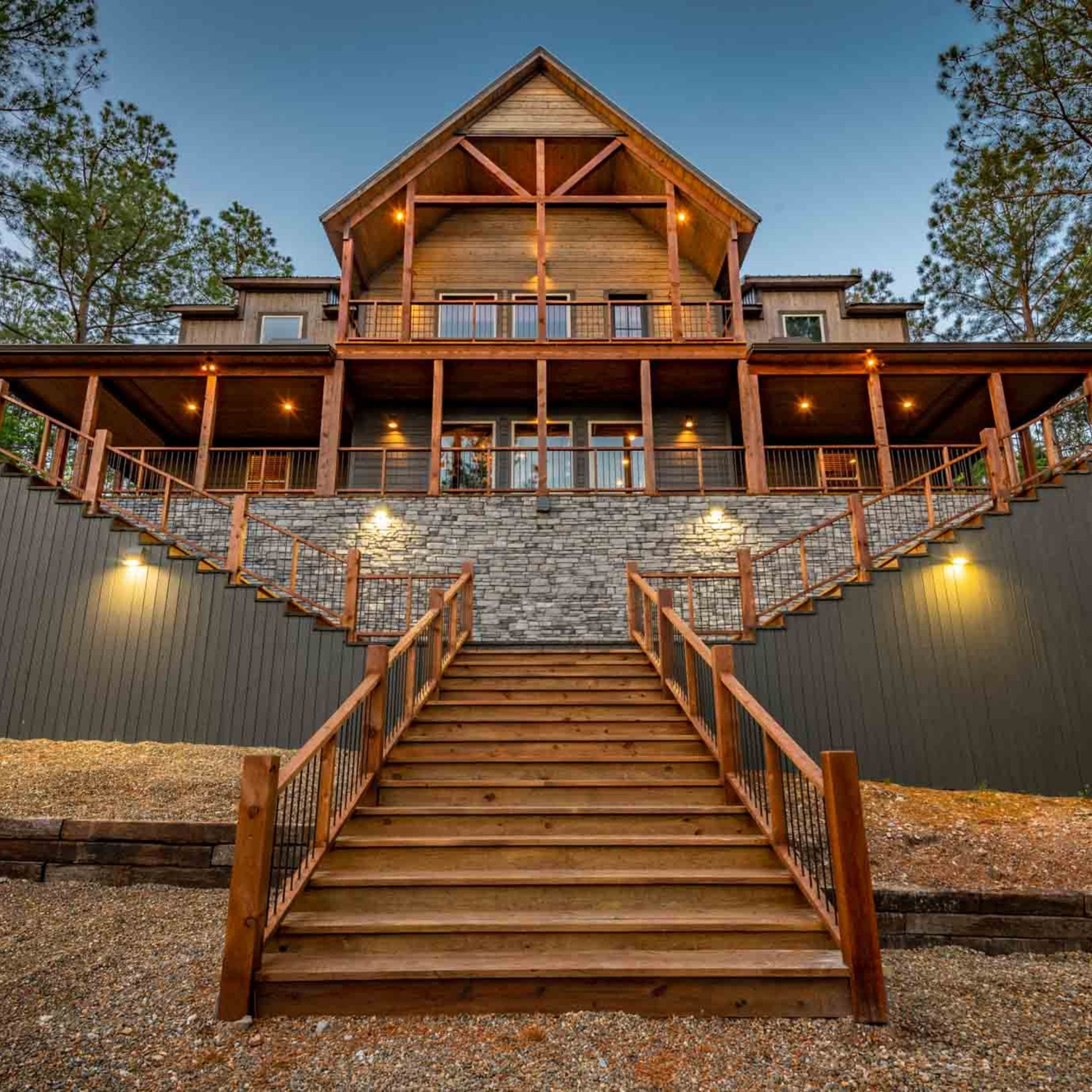 Grand Lux Cabin Luxury cabin, Cabin, Vacation cabin rentals