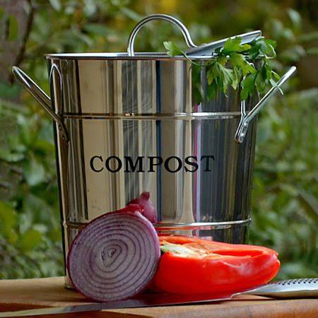 kitchen compost bin - Google Search