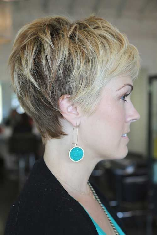 12 Srt Curly Hairstyles 12 | Pixie hairstyles, Pixies and ...