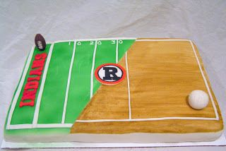 Sheet Cake Half Football Field Half Basketball Court Instead Of Volleyball Football Cupcake Cakes Sheet Cake Full Sheet Cake