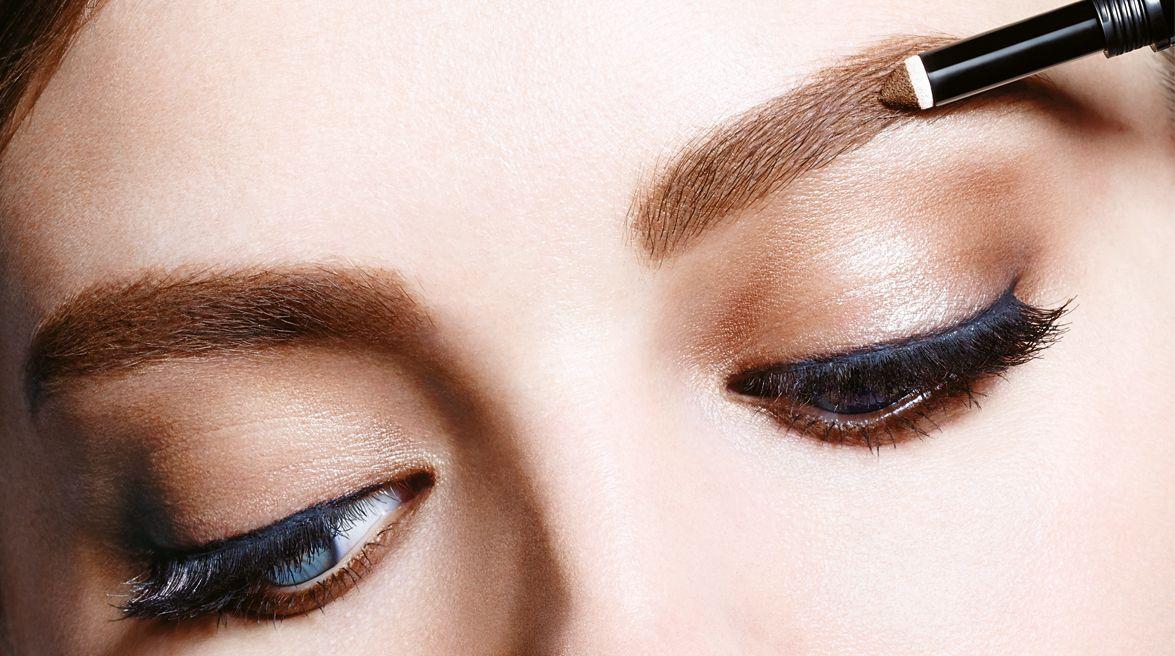 Augenbrauen sind der Rahmen des Gesichts! Mit dem BROW SATIN von Maybelline!