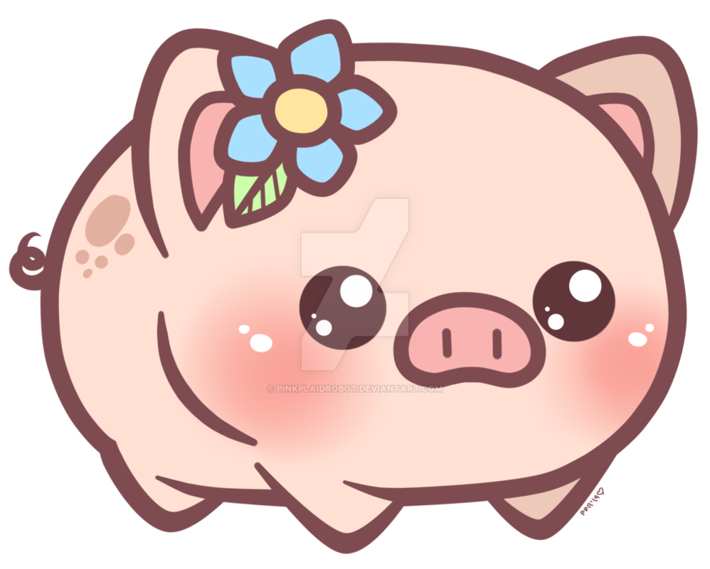 Little Piggy_Charm Design by pinkplaidrobot | Pigs | Pinterest ...