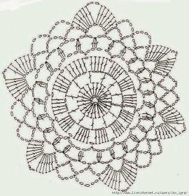 Delicadezas en crochet Gabriela: Túnicas