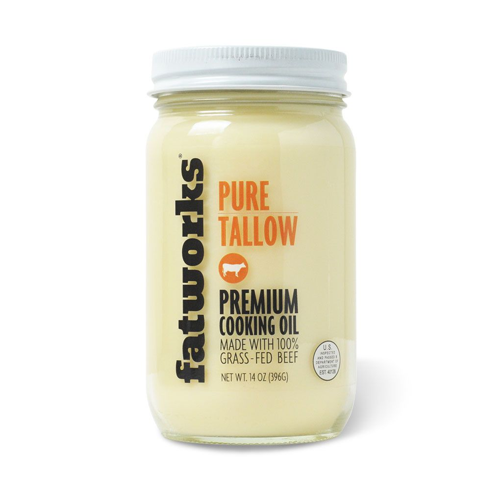 Grass Fed Beef Tallow Try In Pemmican Recipe Beef Tallow Grass Fed Beef Tallow