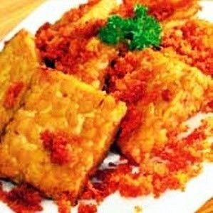 Cara Membuat Tempe Goreng Serundeng Enak Gurih Food Cooking Recipes Indonesian Food