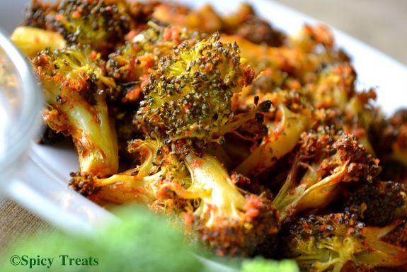Broccoli Recipes Vegan Indian
