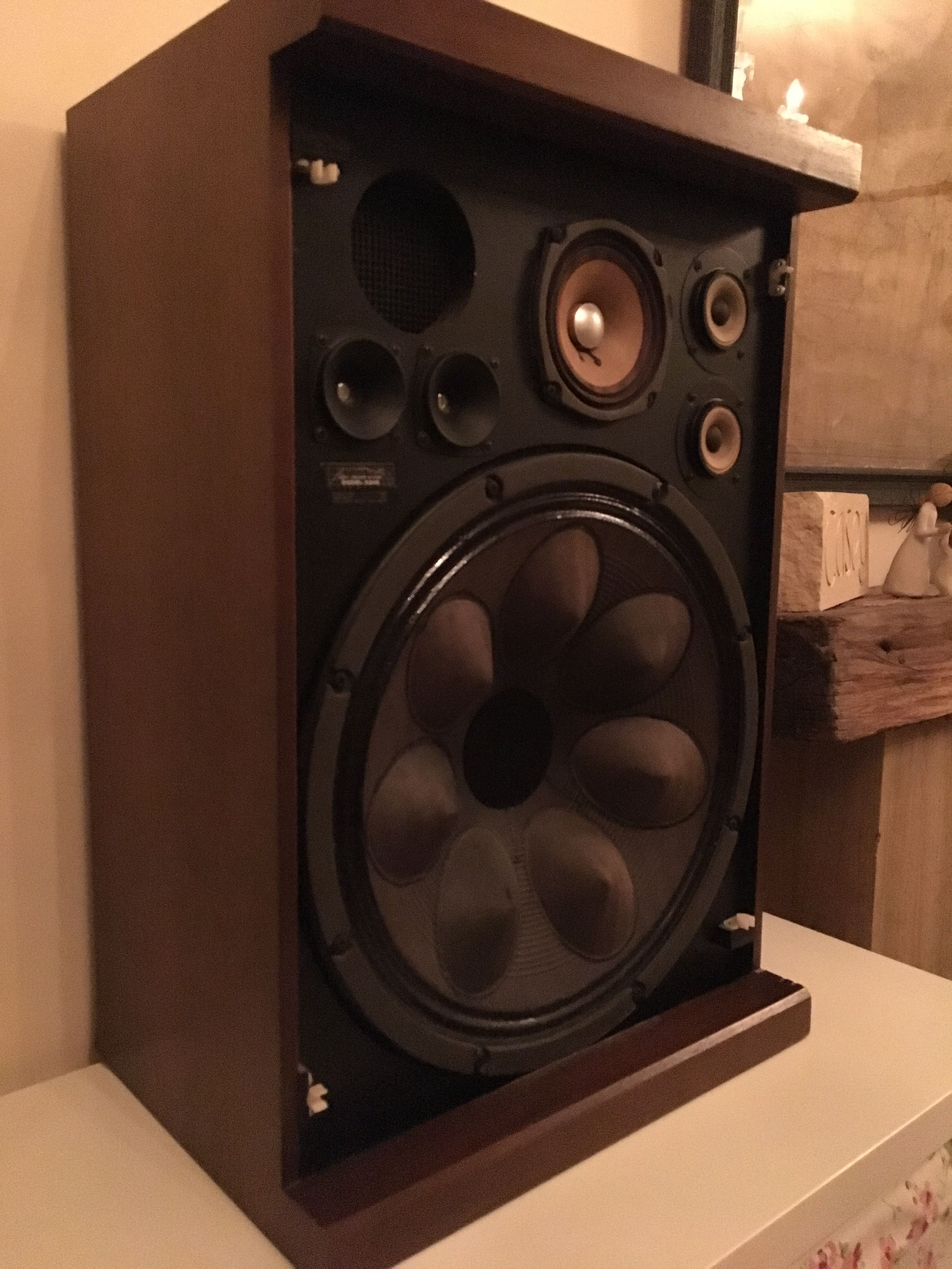 JVC 5345 1970s Vintage Speakers  speakers and the others