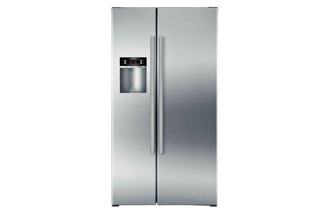 Delightful American Side By Side Fridge Freezer Part - 14: Whiteware :: Fridges :: Bosch 665L Side By Side Fridge Freezer - Harvey  Norman