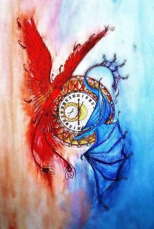 Phoenix And Dragon Phoenix Tattoo Dragon Tattoo Japanese Dragon Tattoo Meaning
