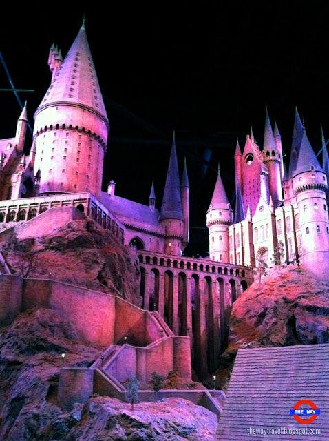 The Way Travel Blog: Leavesden, os estúdios de Harry Potter, em Londres - parte 3