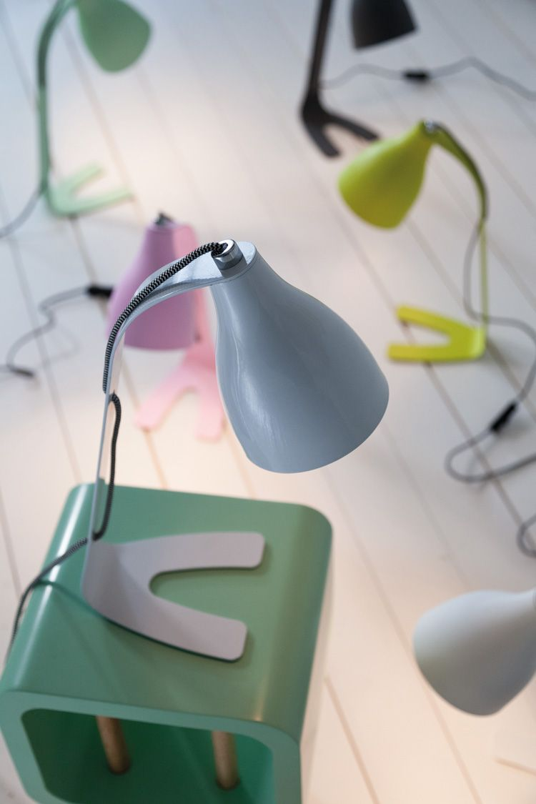 The barefoot is an affordable table lamp of leitmotiv with a the barefoot is an affordable table lamp of leitmotiv with a minimalistic design the colours geotapseo Choice Image