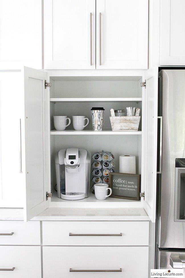 The Most Amazing Kitchen Cabinet Organization Ideas! Kitchen
