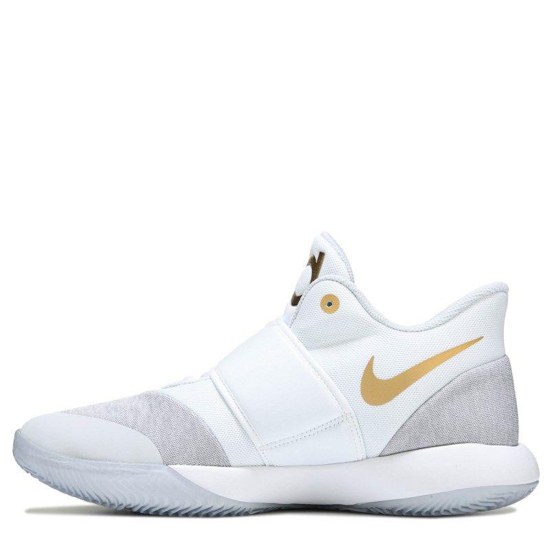 cheap for discount 4f865 30d39 Nike Men s KD Trey 5 VI Basketball Shoes (White Gold)