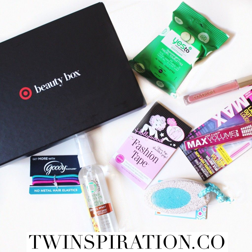 Photo of Target Beauty Box | Summer 2015