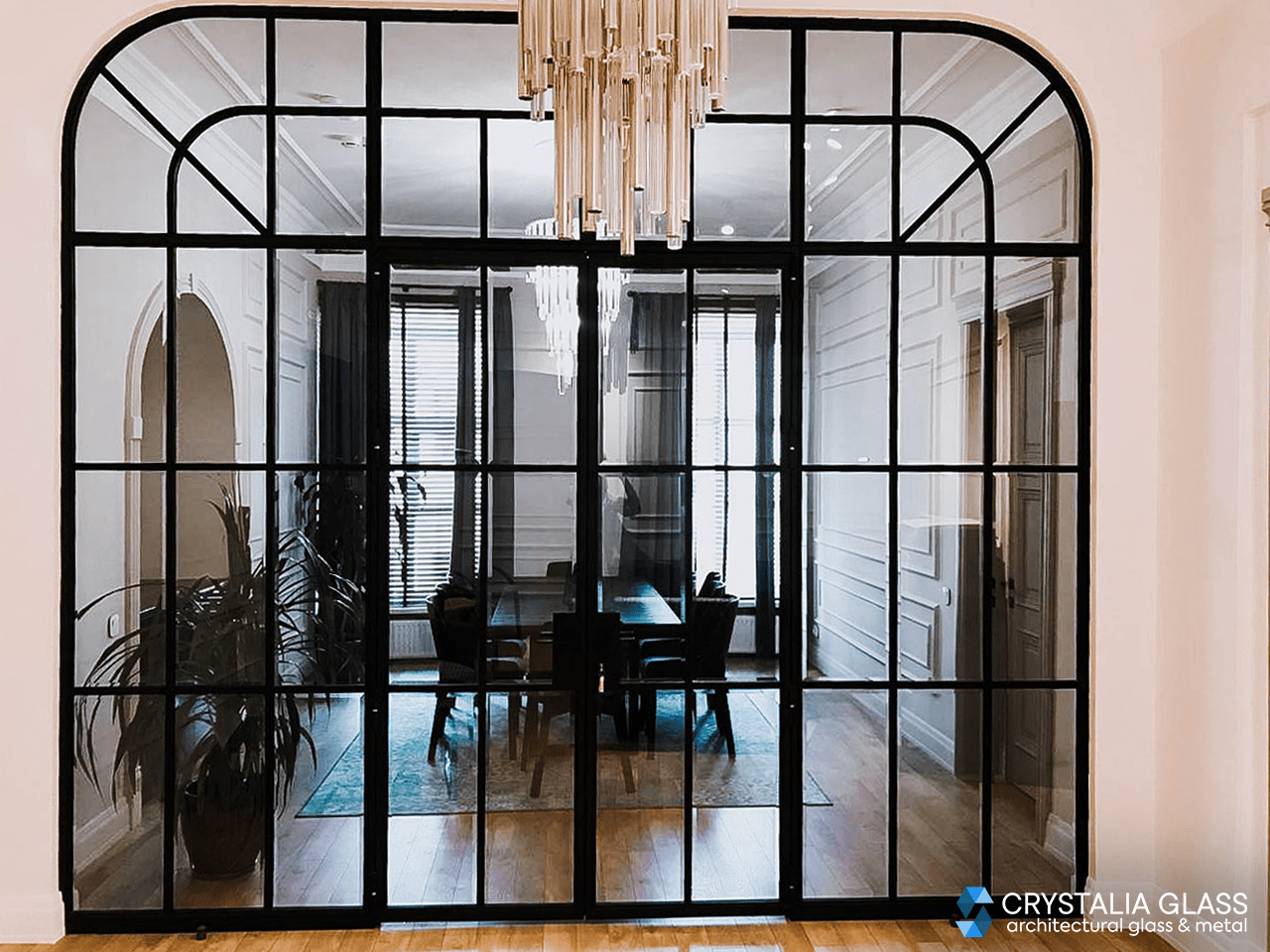 Custom Steel Partitions In 2020 Glass Partition Wall Glass Partition Partition Wall