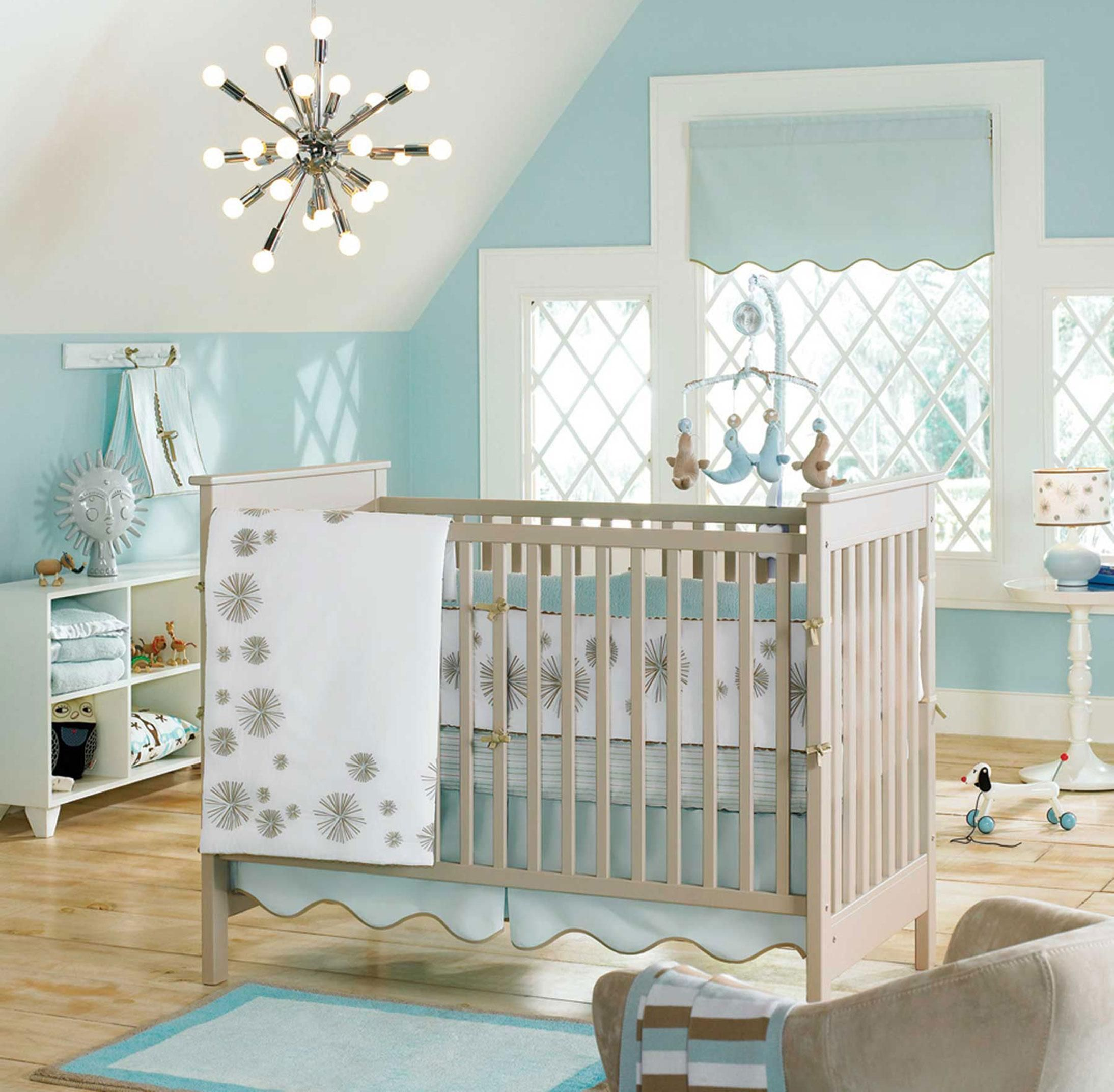 Kids Room. Lovely Shabby Chic Nursery Ideas With Nice Look To .