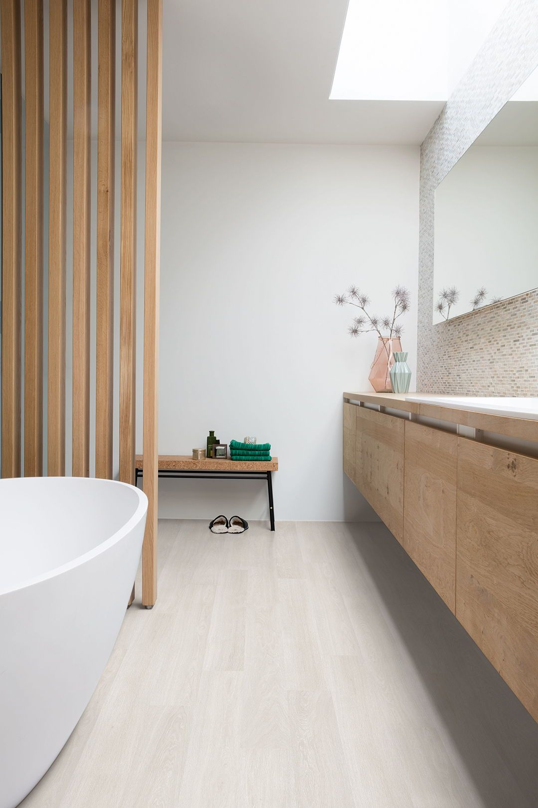 Choose The Perfect Bathroom Floor Quick Step Co Uk Laminate Flooring Bathroom Vinyl Plank Flooring Bathroom Vinyl Flooring Bathroom