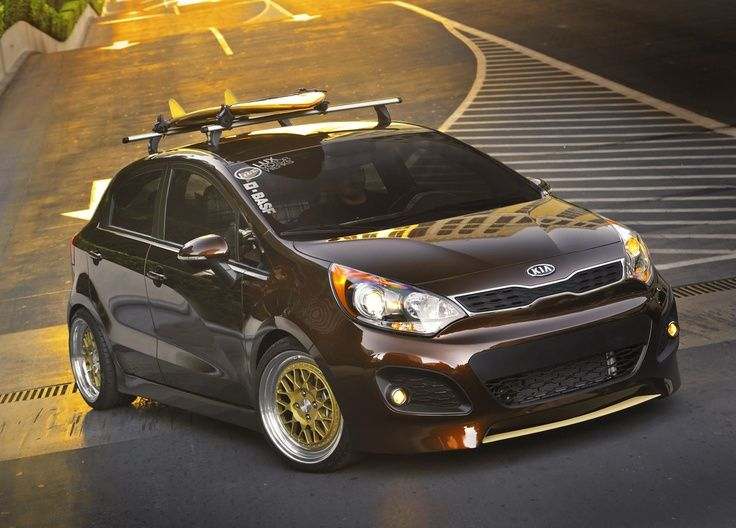 Excellent Modification Kia Rio Sedan Kia Rio Kia Picanto