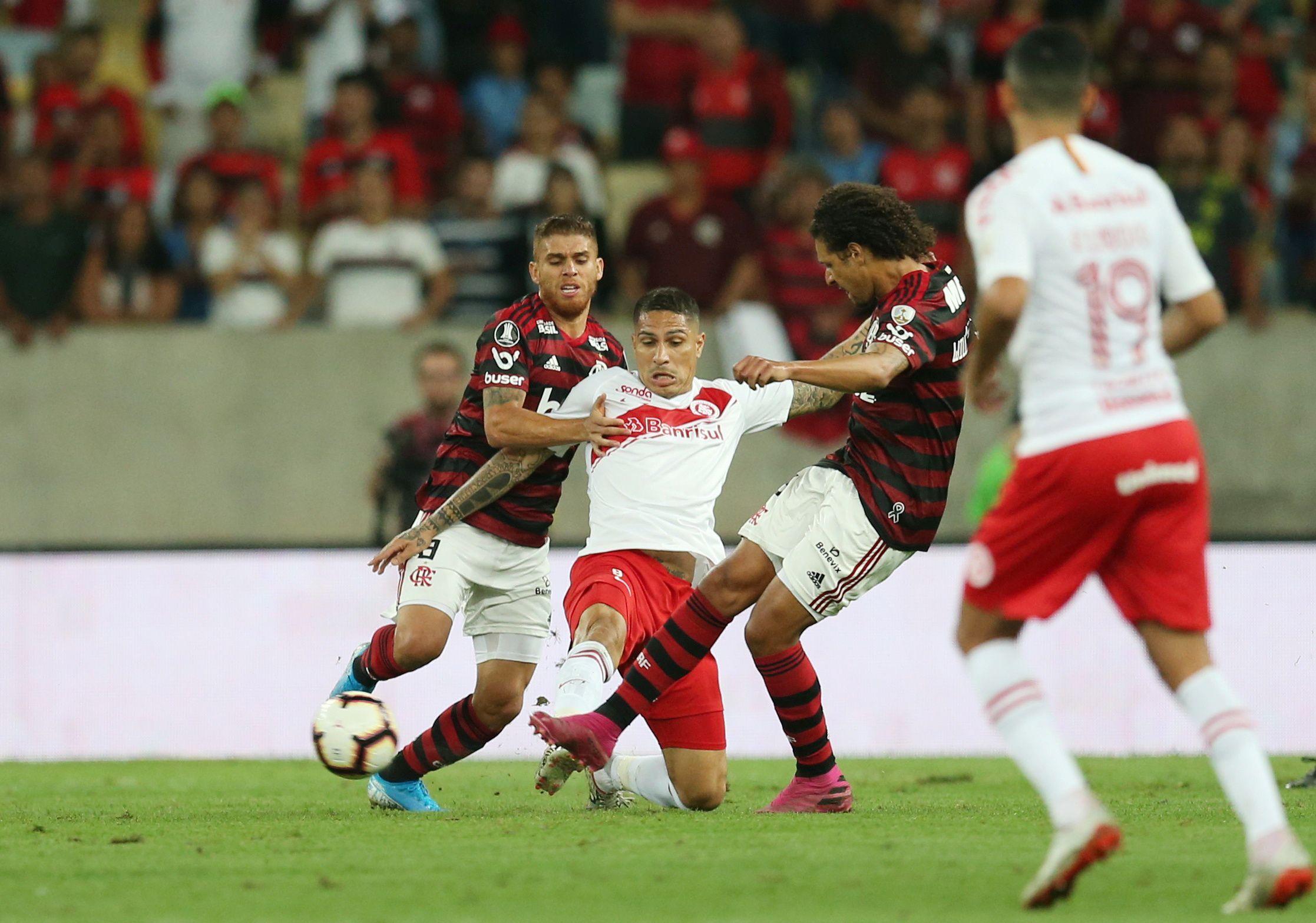 Como assistir a Internacional x Flamengo pela Libertadores