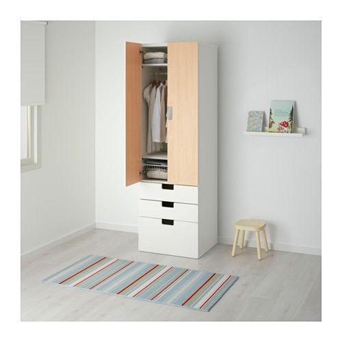Stuva Combinazione Antecassetti Biancobetulla Ikea