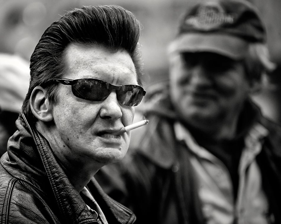Greased Quiffs And Switchblades Growing Up Teddy Boy In: Rockabilly