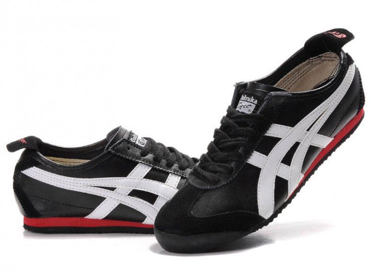 We have a lot of Onitsuka Tiger Mexico 66 Black White Red Sku#20111 australia for sale in our store.Wholesale price Onitsuka Tiger Mexico 66 with well design