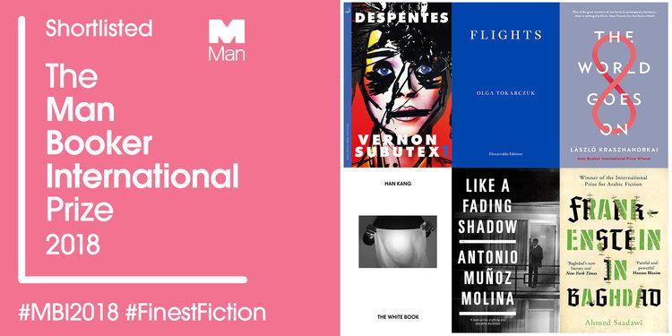 International literary prizes 2018